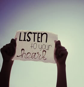 listentoyourheartquotes